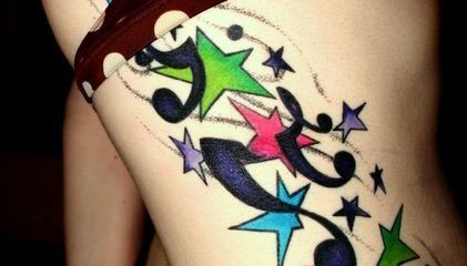 Star Tattoo Pictures Archives Tattoou