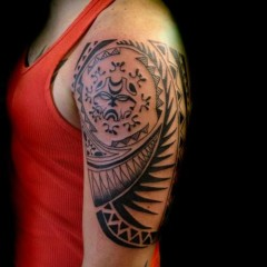 armband samoan maori tattoo. Black Bedroom Furniture Sets. Home Design Ideas
