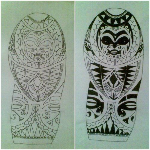 polynesian tattoos archives tattoou. Black Bedroom Furniture Sets. Home Design Ideas